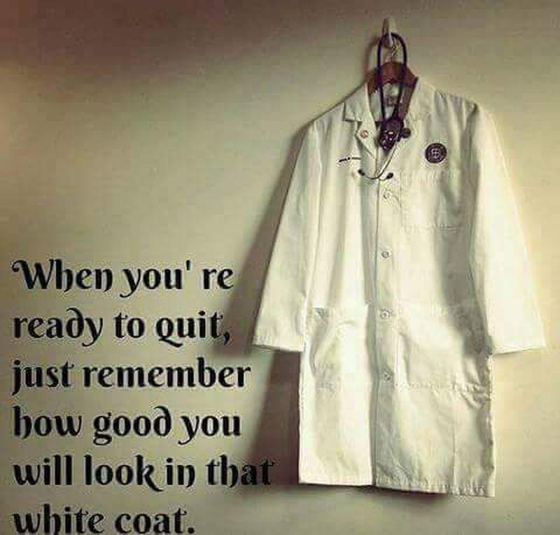 i will be a nurse