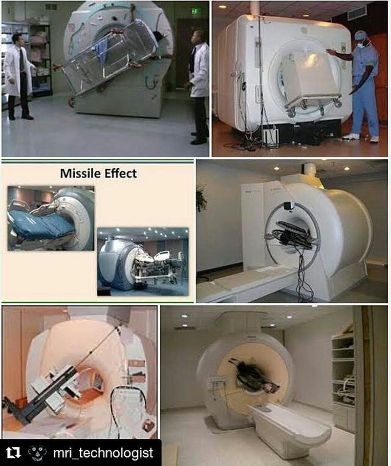 """24th-30th of July is the """"MRI Safety week"""" for 2017!"""