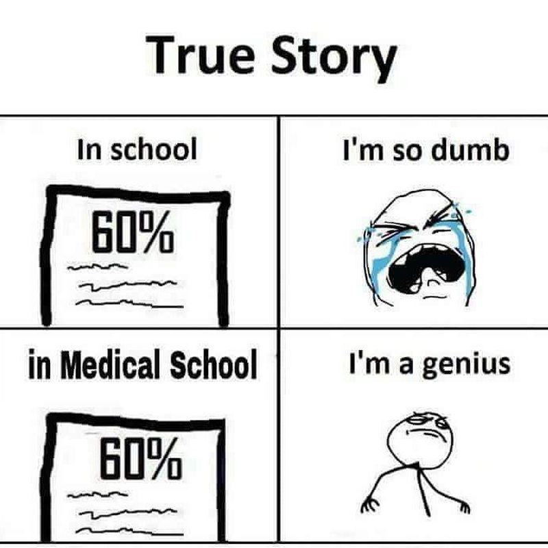 Medical students exams
