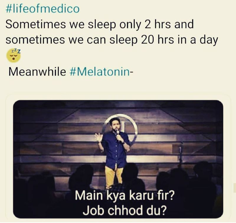 Life of medico