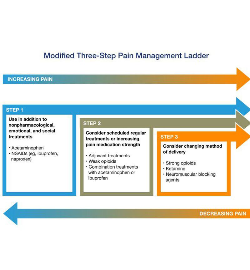 The WHO Pain Management Ladder